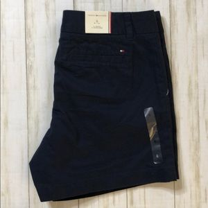 Tommy Hilfiger Navy Blue Shorts